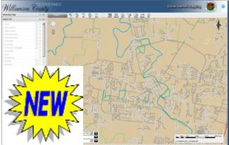 Spring Hill Tn Zip Code Map.Williamson County Maps Williamson County Tn Official Site